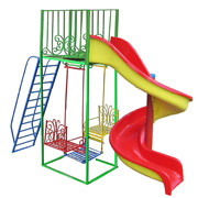Spiral Slide and Swing 180-R